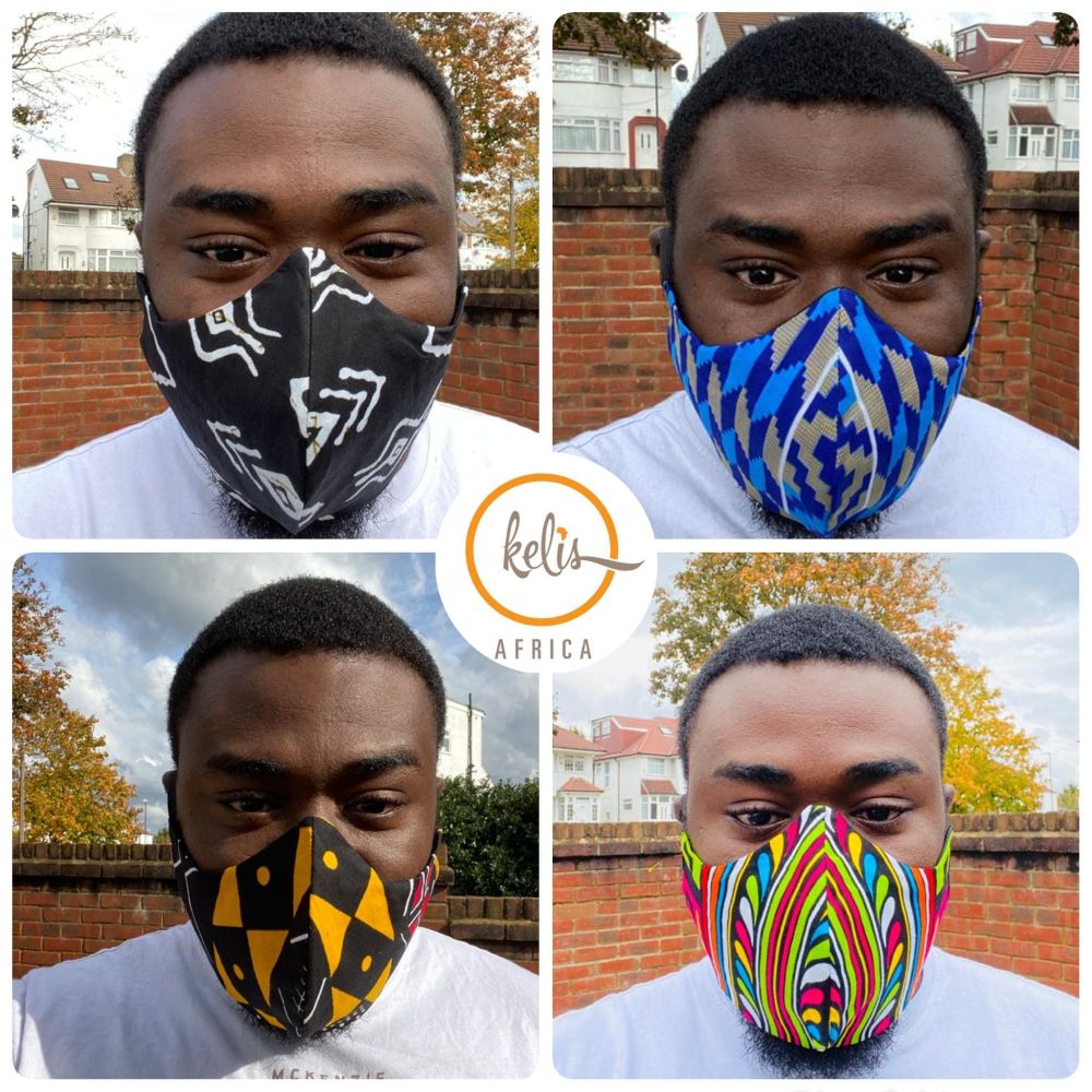 Face Masks/ Men