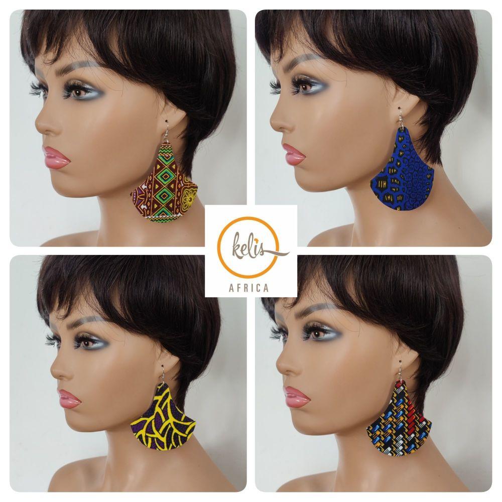 Earrings/ Afi