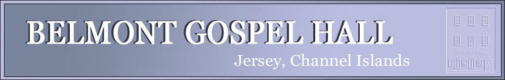 Belmont Gospel Hall, site logo.
