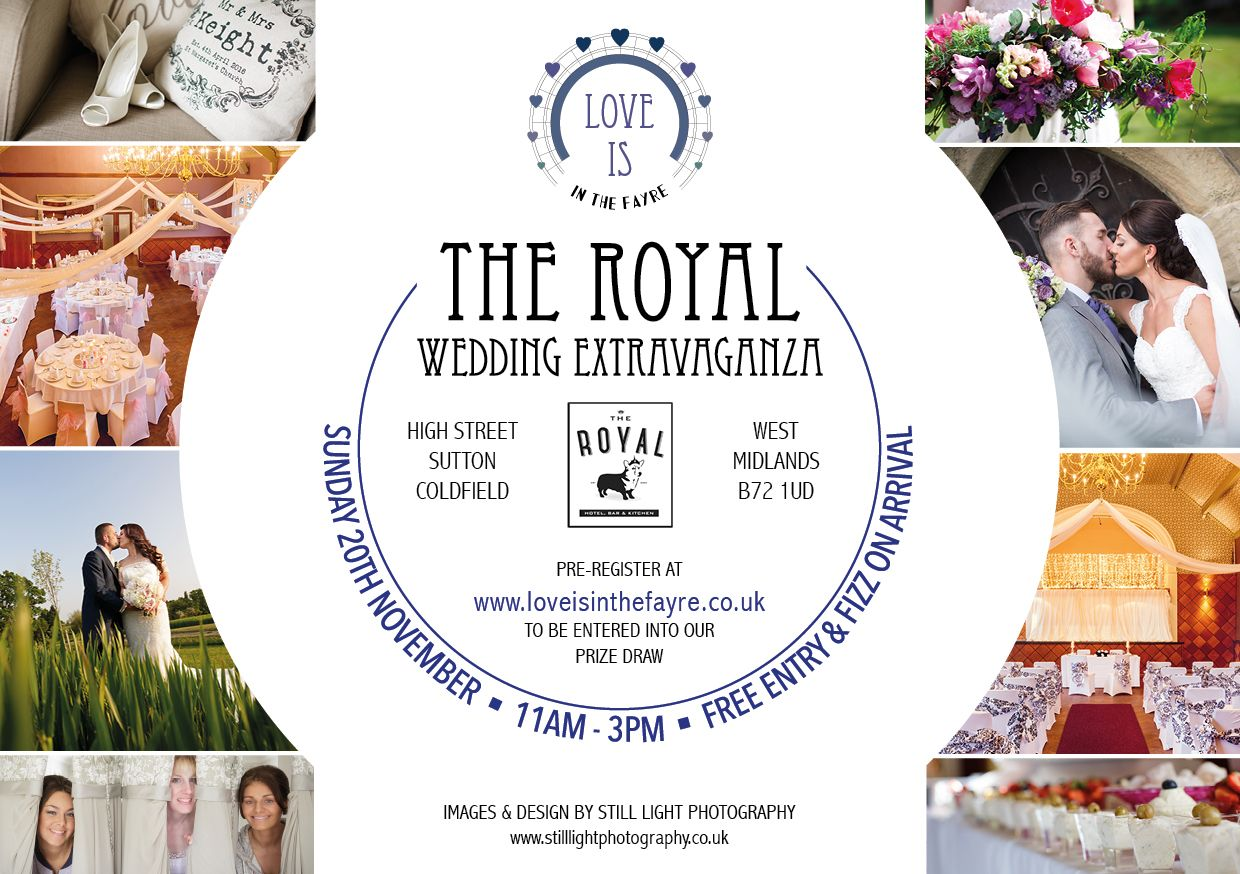 Royal Wedding Fayre