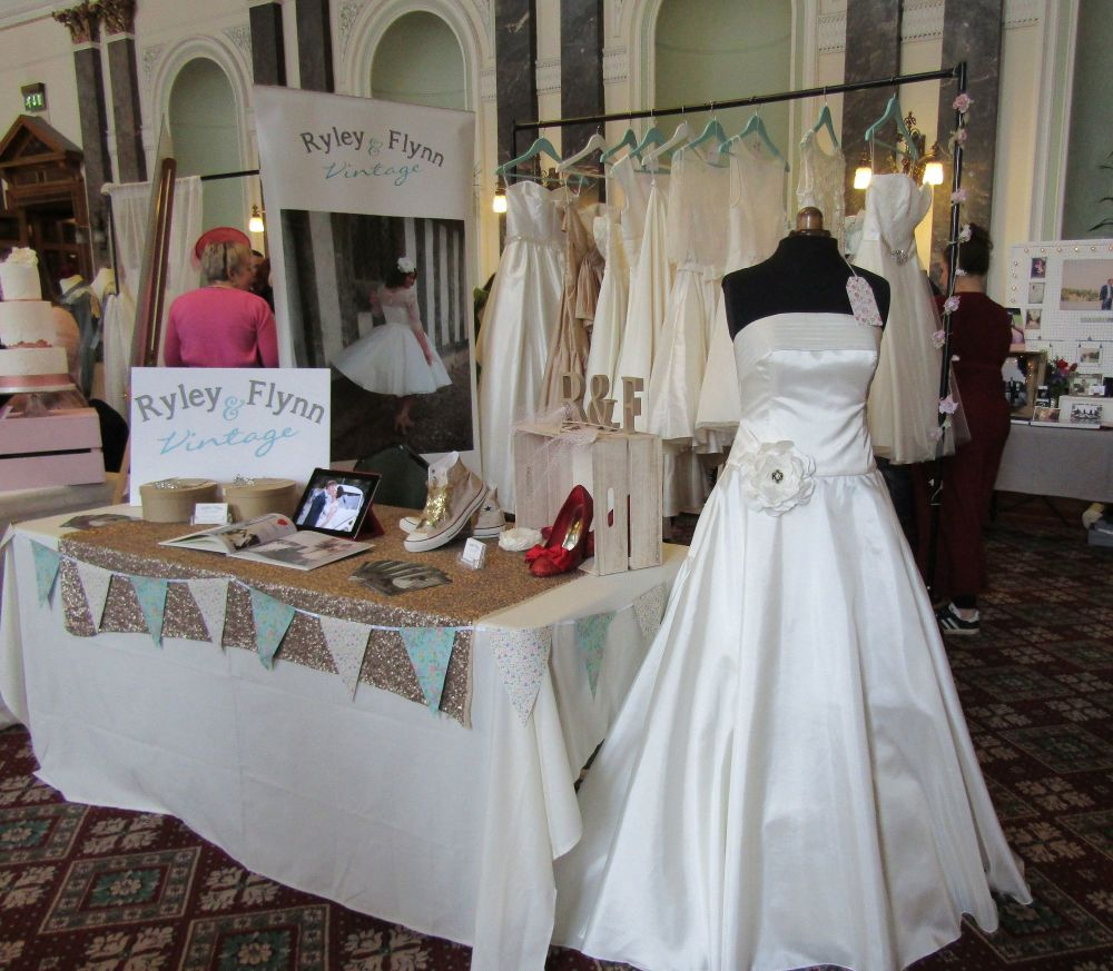 The Birmingham Vintage Wedding Fayre