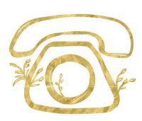 handdrawn_phone_gold