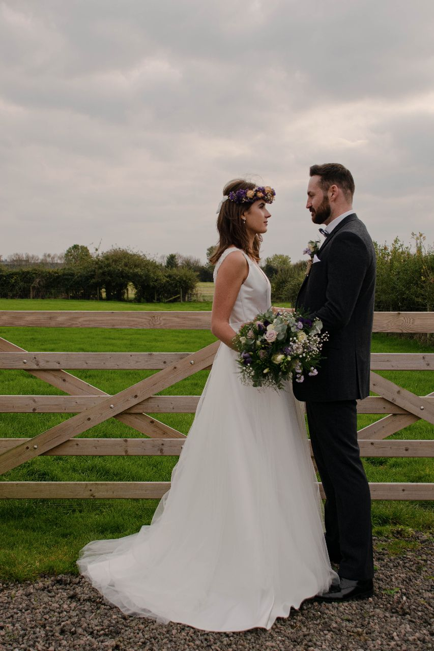 handmade wedding dress,bridal separates, tulle skirt, bridal camisole
