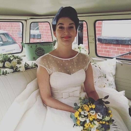Handmade bespoke wedding dresses