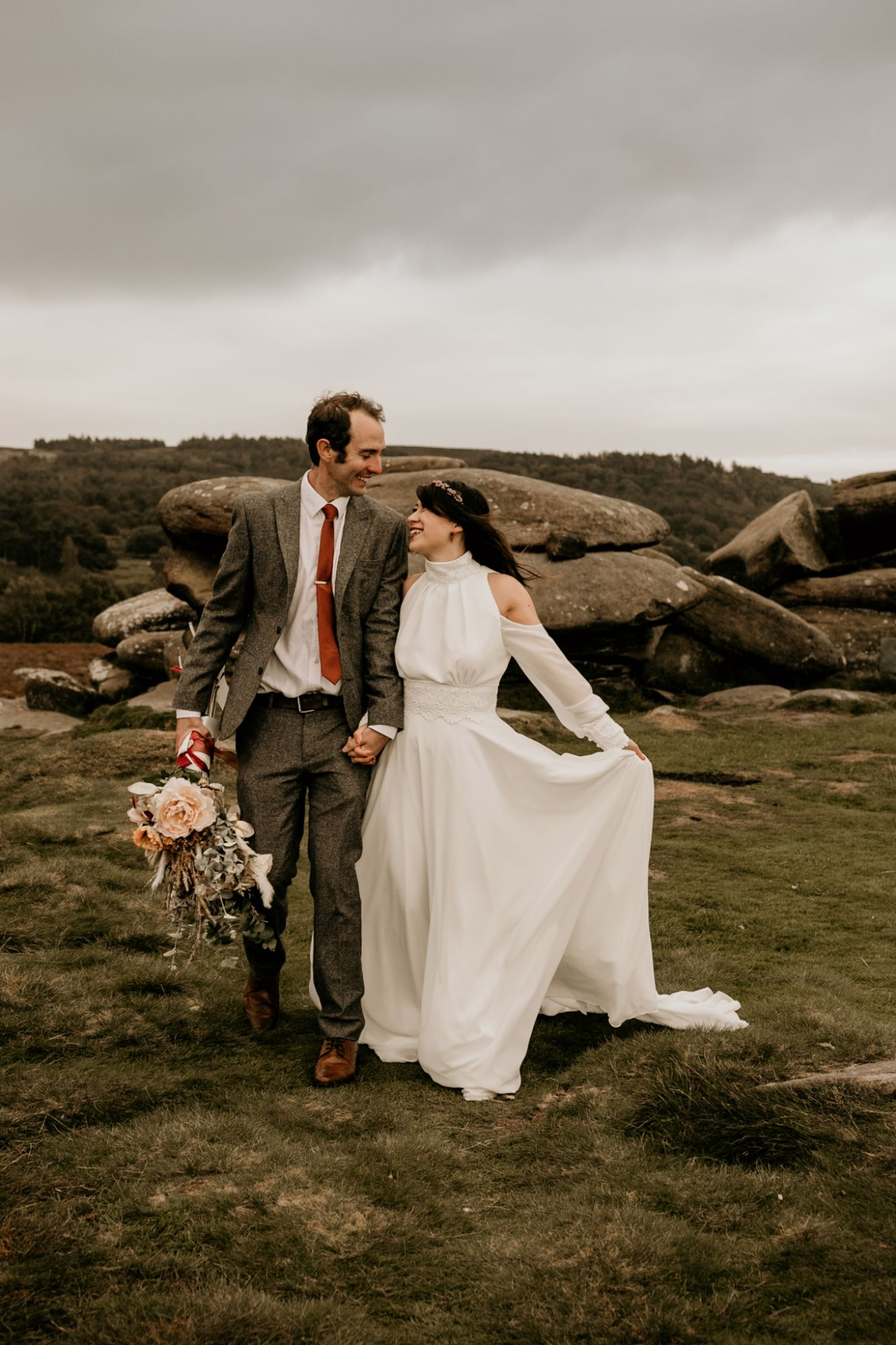 elopement  wedding dress
