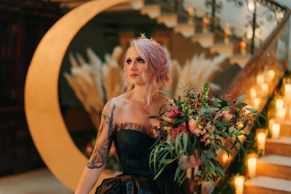 black-corset-wedding-dress-2