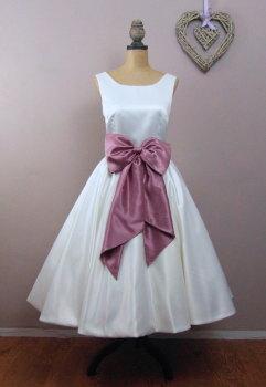 The Hepburn Dress