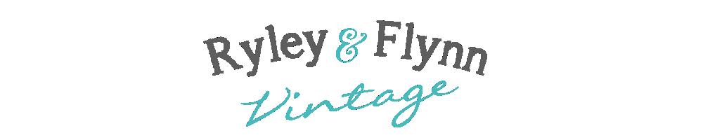 Ryley & Flynn Vintage, site logo.