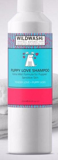 WildWash Pet - Shampoo - Puppy Love