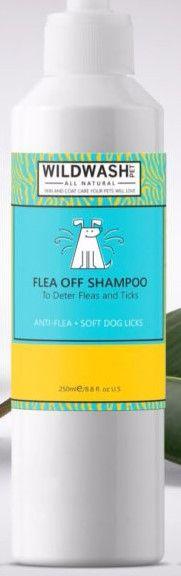 WildWash Pet - Shampoo - Flea Off