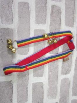 Handmade Posh Dog doggie doorbell training aid - 004 *