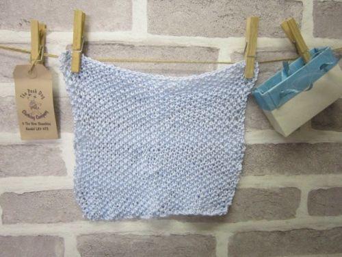 Handmade Posh Dog wash cloth - 005