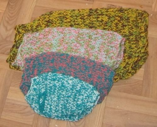 KP0101 - Posh Dog Clothing - Weekend Jumper knitting pattern