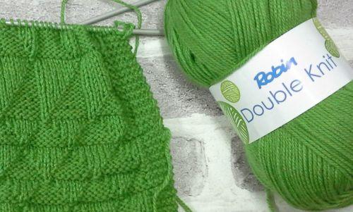 Handmade Posh Dog knitted blanket - 005 - medium size *