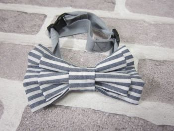 Handmade Posh Dog Bow Tie - 008
