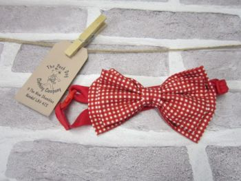 Handmade Posh Dog Bow Tie - 006