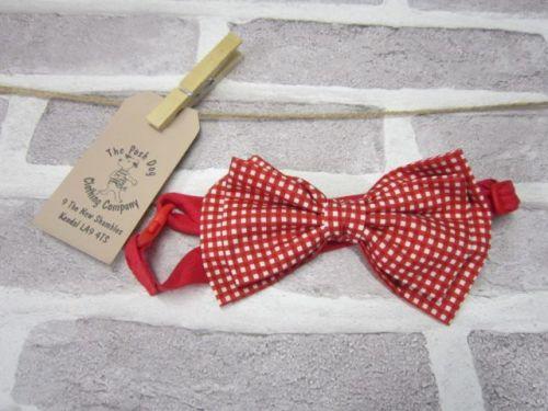 Handmade Posh Dog Bow Tie - 006