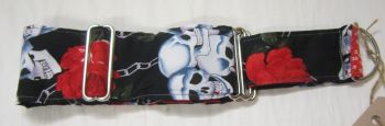 Handmade Posh Dog Collar 023 - Martingale Style