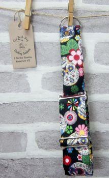 Handmade Posh Dog Collar 024 - Martingale Style