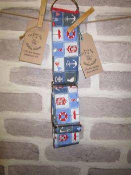 Handmade Posh Dog Collar 054 - Martingale Style