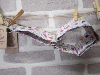 Handmade Posh Dog Collar 029 - Martingale Style