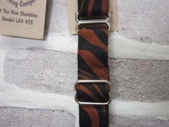 Handmade Posh Dog Collar 011 - Martingale Style