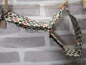 Handmade Posh Dog Collar 056 - Martingale Style