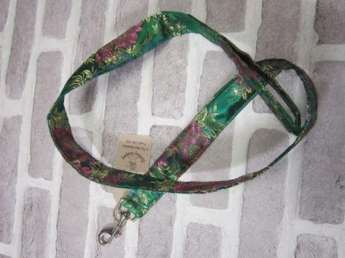 Handmade Posh Dog Lead 047 - show / wedding wear