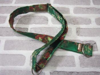 Posh Dog For You - handmade fabric Camera Strap 004