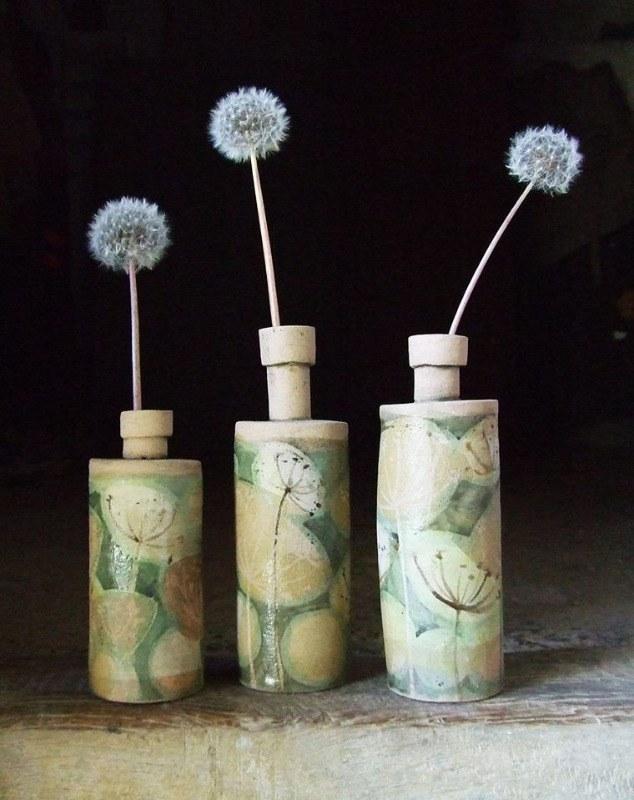 2014, Dandelion bottles
