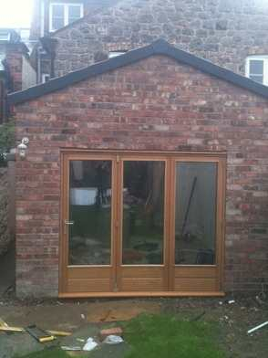 Dining room Extension in Oswestry