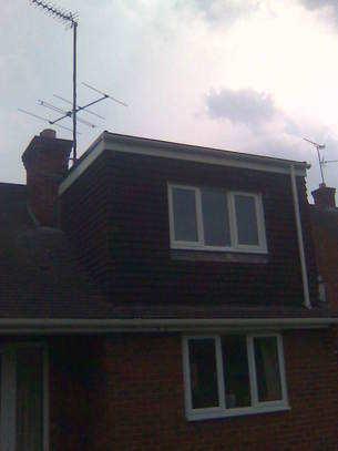 Dormer Loft conversion in Upton
