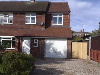 Extension above Garage in Upton Chester .