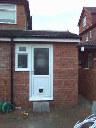Utility and cloak room extenison in Upton
