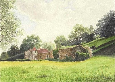 Farmhouse, Champtoceaux