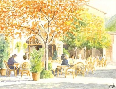Cafe Valldemossa