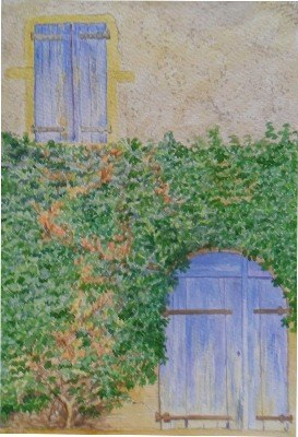 The Blue Door, Provence