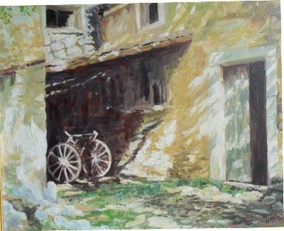 Old Olive Mill