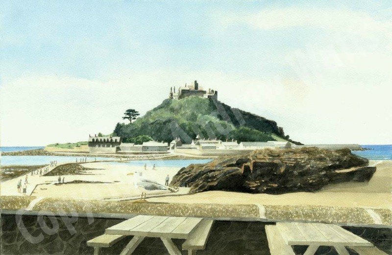 cl0041 - st. michaels mount