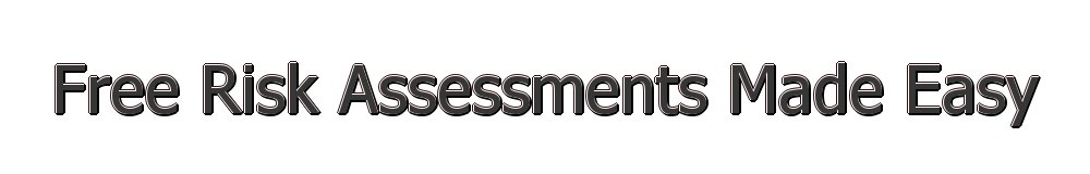 freeriskassessmentsmadeeasy, site logo.