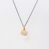 Diamond Pinprick Necklace