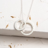Modern Family Circles Necklace