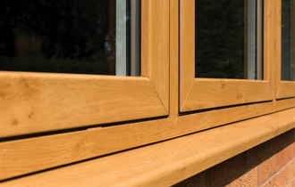 Modus Flush windows