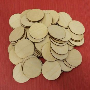 Circles or Discs