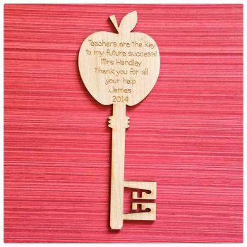 Teacher's Are The Key