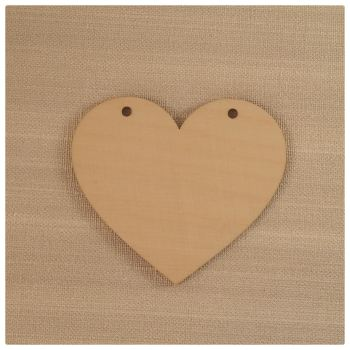 Heart Shape Bunting - 0024