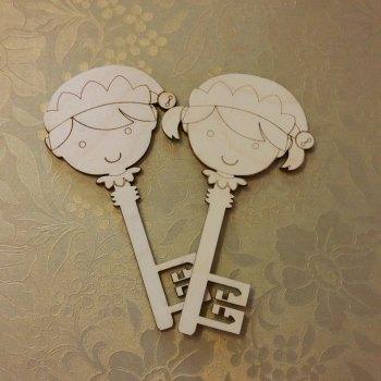 Elf Magic Keys - 0070