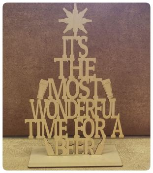 The Most Wonderful Time For a Beer Tree 0202