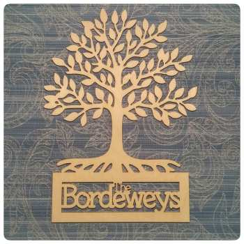 Laser Cut Tree with Roots and Family Name