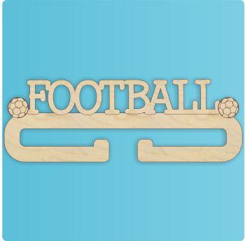 Football Medal Hanger
